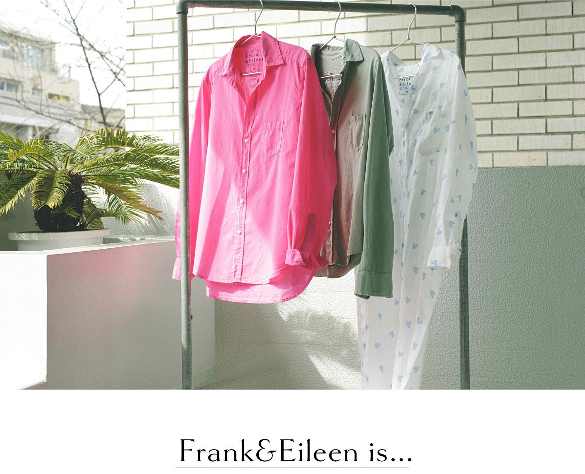 Frank&Eileen is…