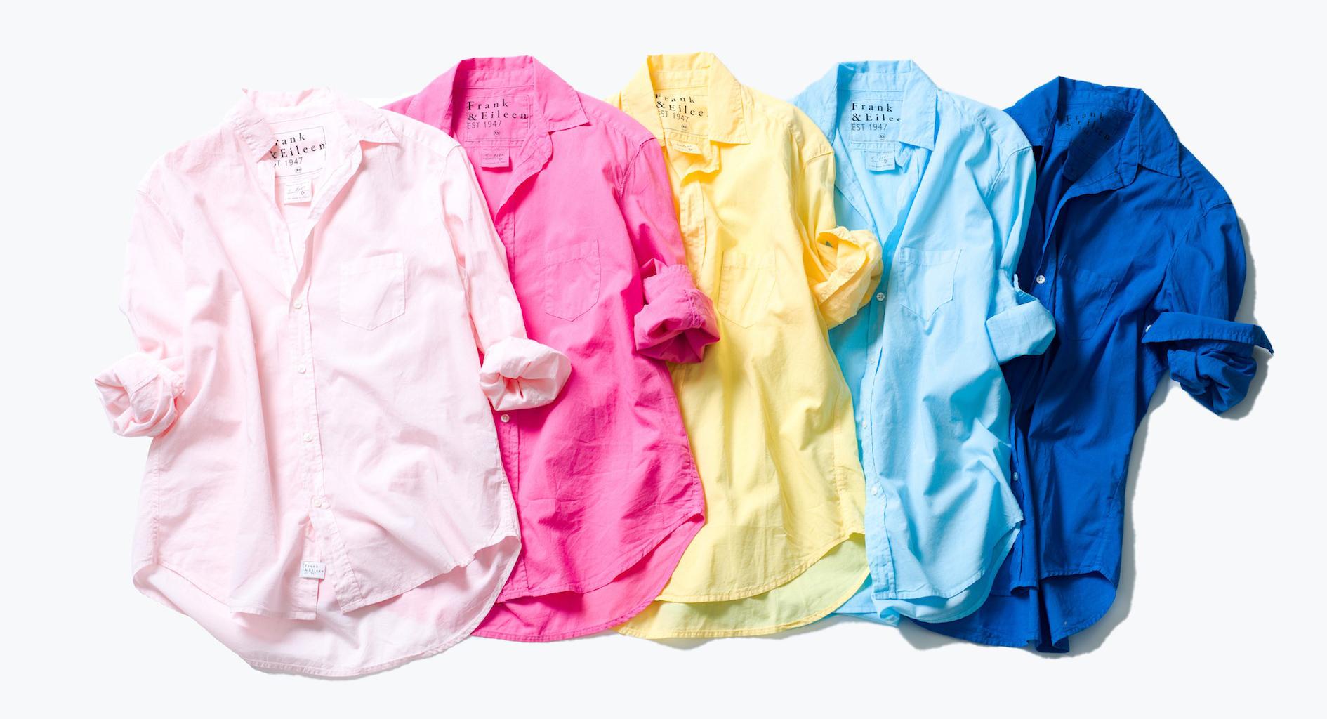 Shirt variation