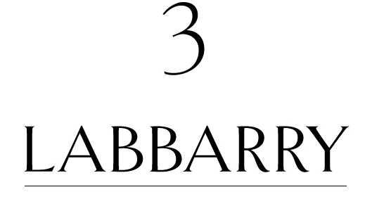 3 LABBARRY
