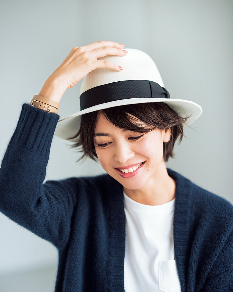 帽子¥10,500(CA4LA
