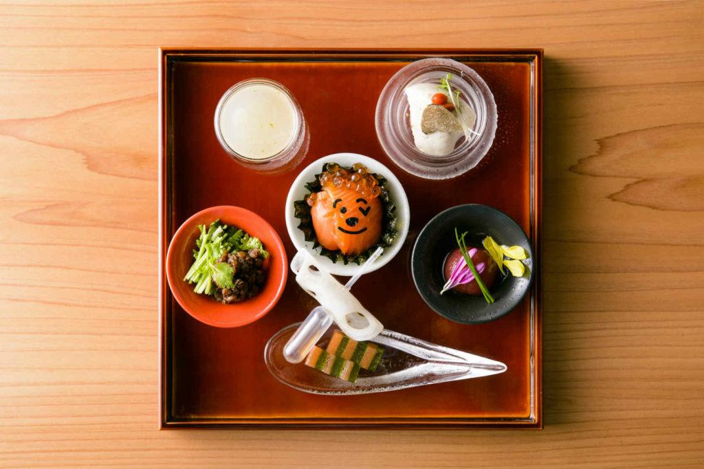 スーパーフード×和食のハイブリッド割烹が10月3日にオープン