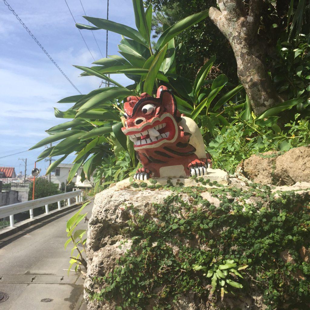 沖縄で琉球紅型を体験
