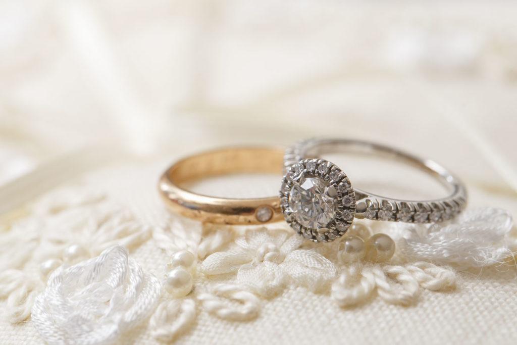 名前の通り「運命の指輪」と感じたカルティエのデスティネ