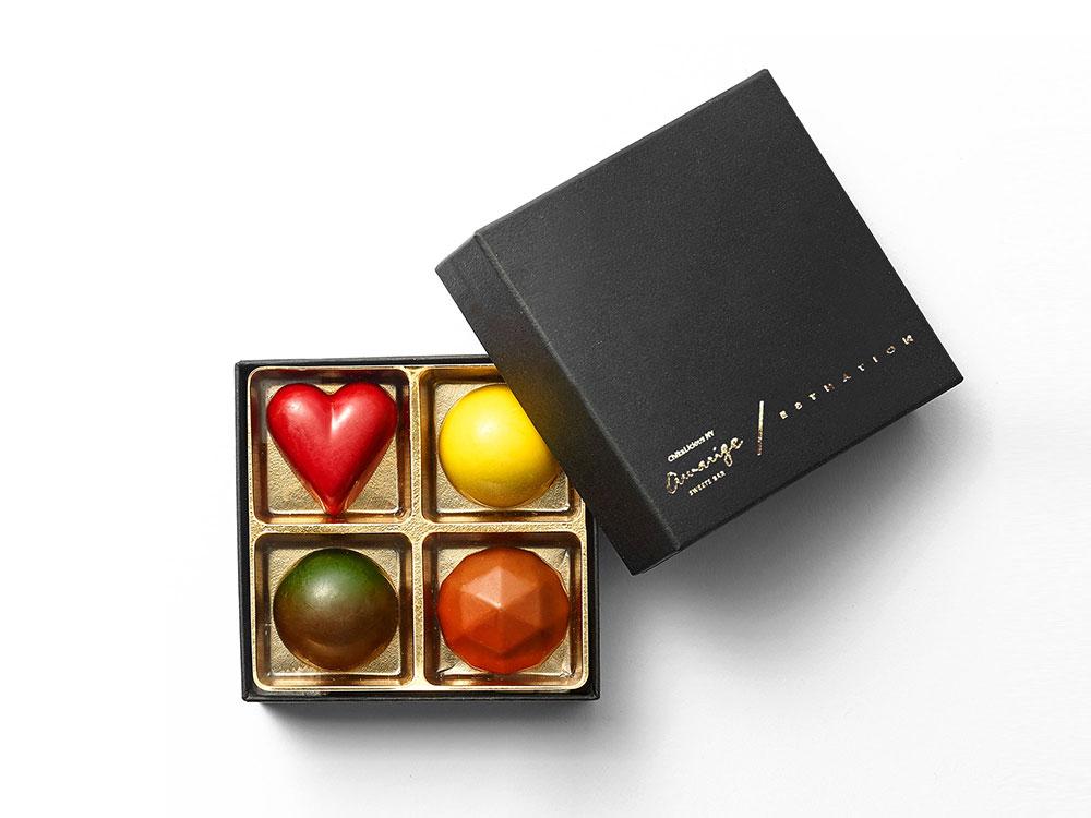 エストネーションがNYのバレンタインチョコを限定販売