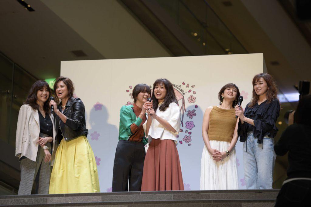 『CLASSY.』『VERY』『STORY』と『J-WAVE』による「大人のひな祭り」が開催されました!
