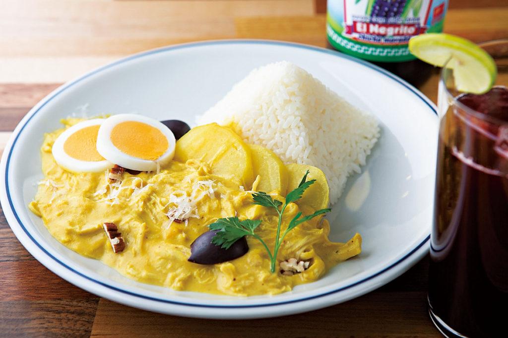 南米で出合ったペルー料理に可能