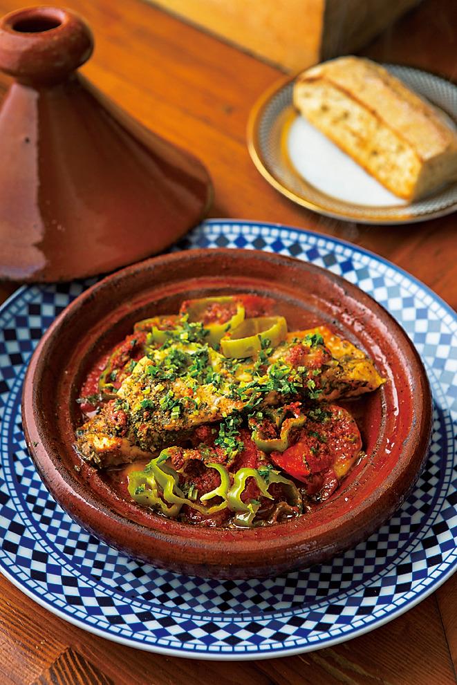モロッコ旅行中に食した料理に惹