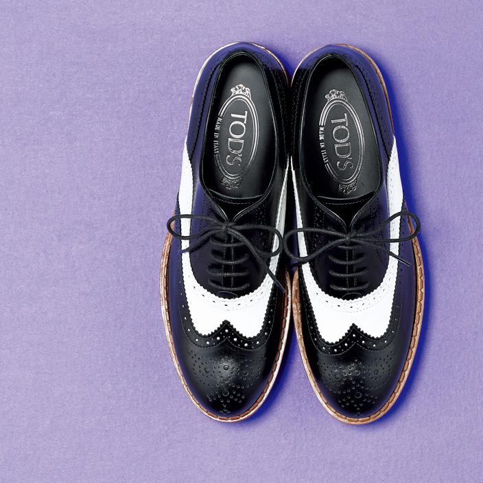 CLASSY.ライター愛用のぺたんこ靴