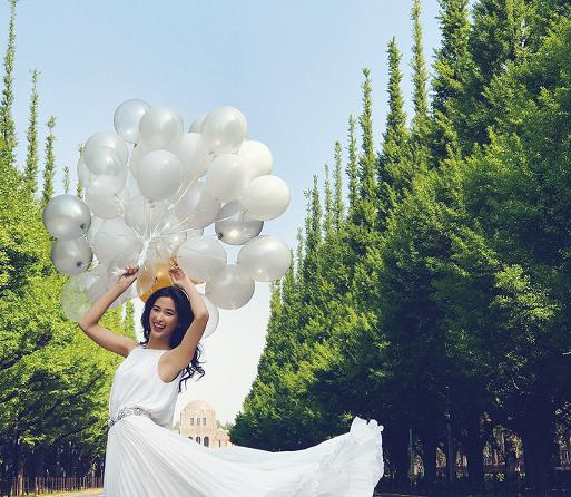 iPhoneで花嫁を世界一オシャレに撮る方法