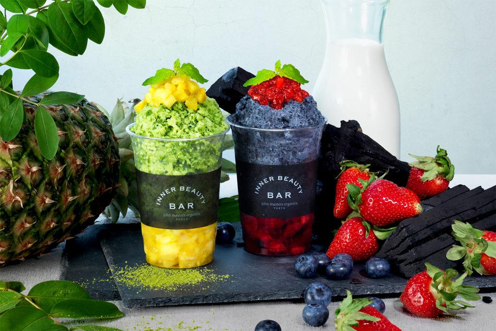 """水を一切使用しない""""かき氷""""がjohn masters organics TOKYOから発売中"""