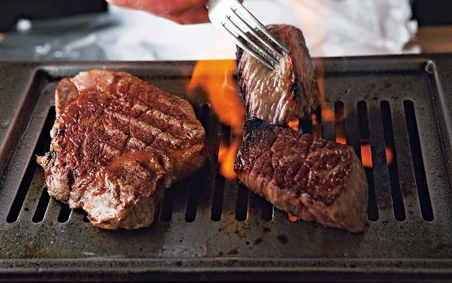お肉がガッツリ食べたい日のお店