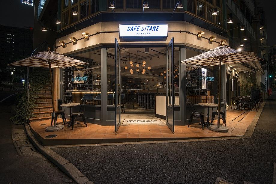 NYの人気カフェが日本初上陸