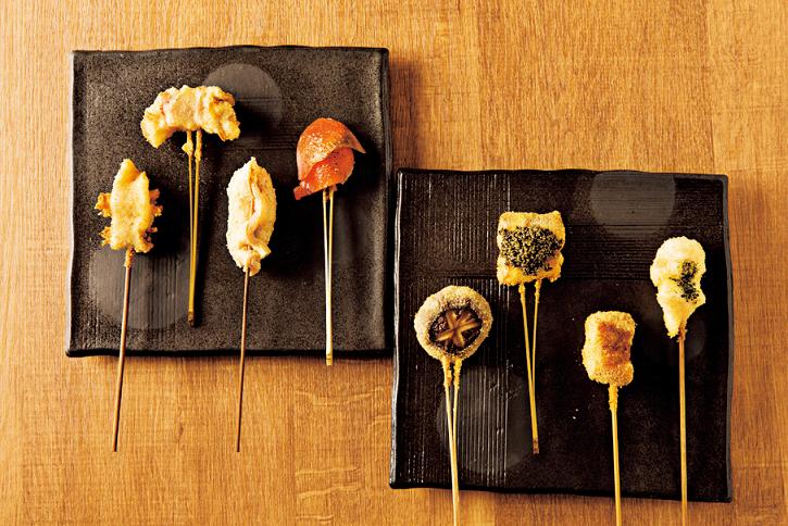 パクチー天ぷら、食べたことある?