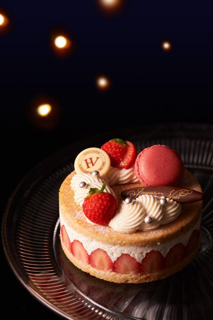 クリスマスは「HUGO&VICTOR」のインスタ映えケーキにしよう!