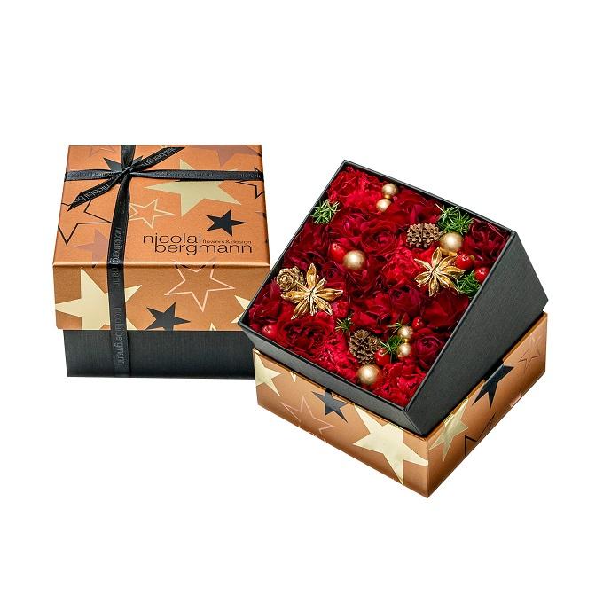 ニコライ バーグマンのクリスマス限定フラワーボックスが素敵!