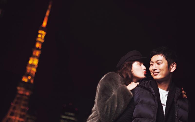 港区女子の恋が叶う12月の着回しDiary vol.3