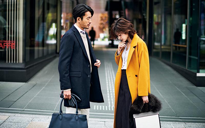【1/26のコーデ】私にはやっぱり健太郎しかいない!