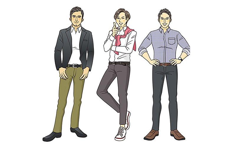 「こんな人いる!」働く男子キャラ図鑑~テレビ局編~