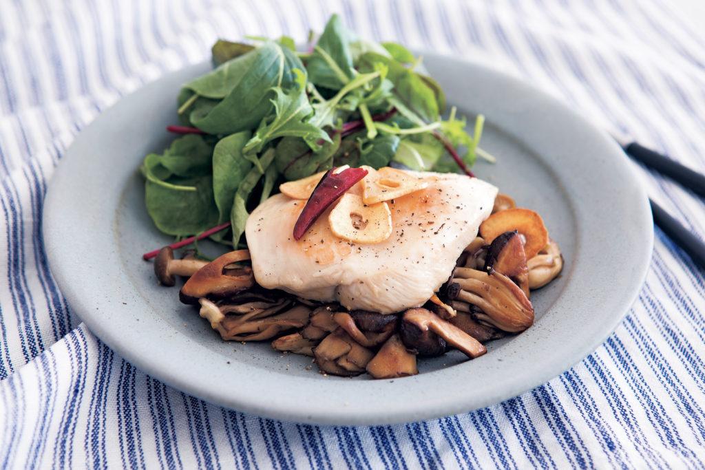 ダイエットの強い味方 「サラダチキン」レシピ