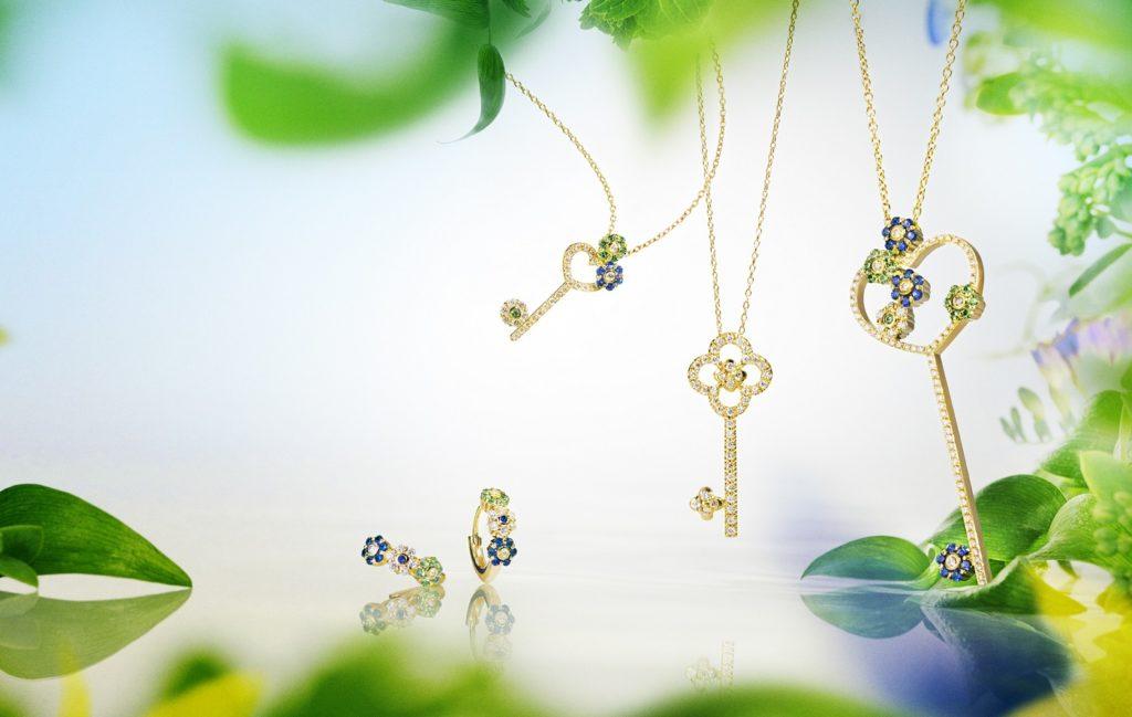 2018 Summer Collection ポンテヴェキオから夏の新作ジュエリーが登場!