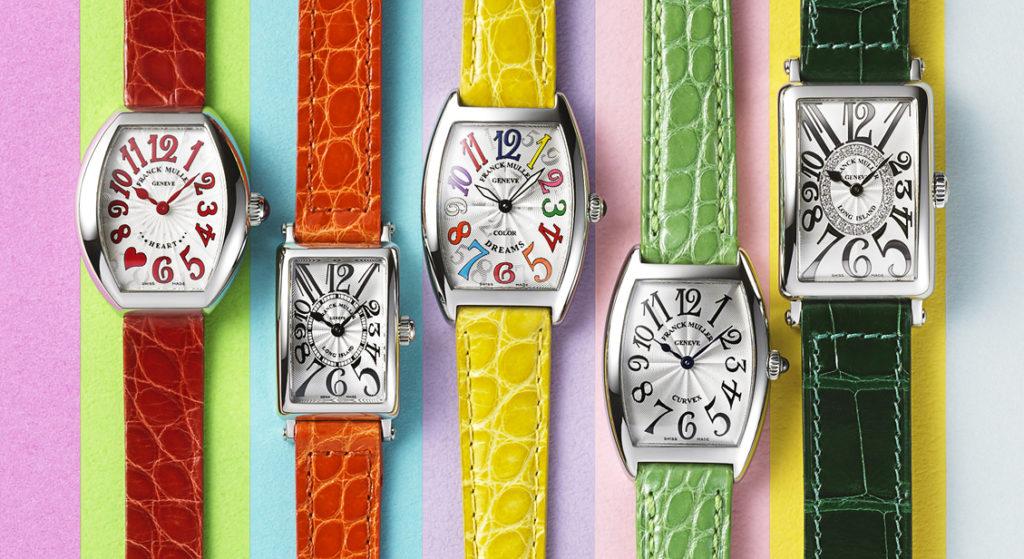 7/1(日)まで FRANCK MULLER Time for Color ストラップキャンペーン開催中!