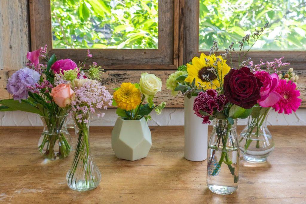 「お花の定期便」で丁寧な暮らし、はじめませんか?