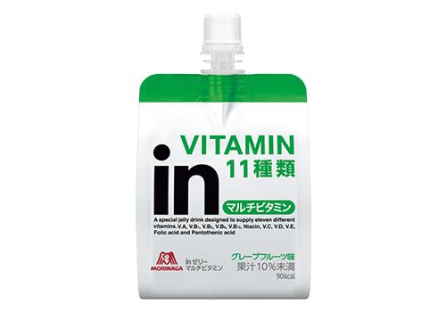 inゼリー マルチビタミン 1