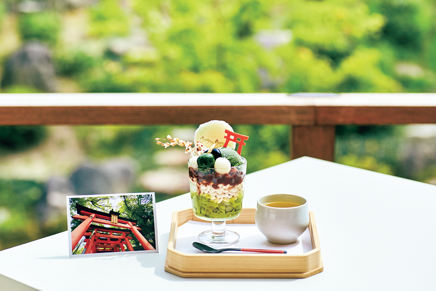 神社仏閣の宝庫である京都は、た