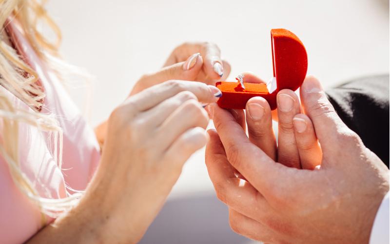 ■結婚指輪の相場は、二人で241,000円!