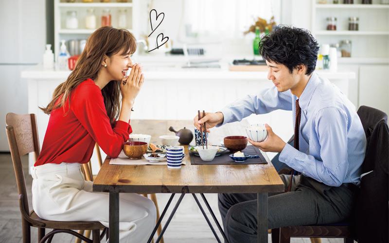2人の愛が深まる♡新婚着回しDiary①(8/1~10のコーデ)