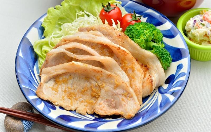 1.豚の生姜焼き