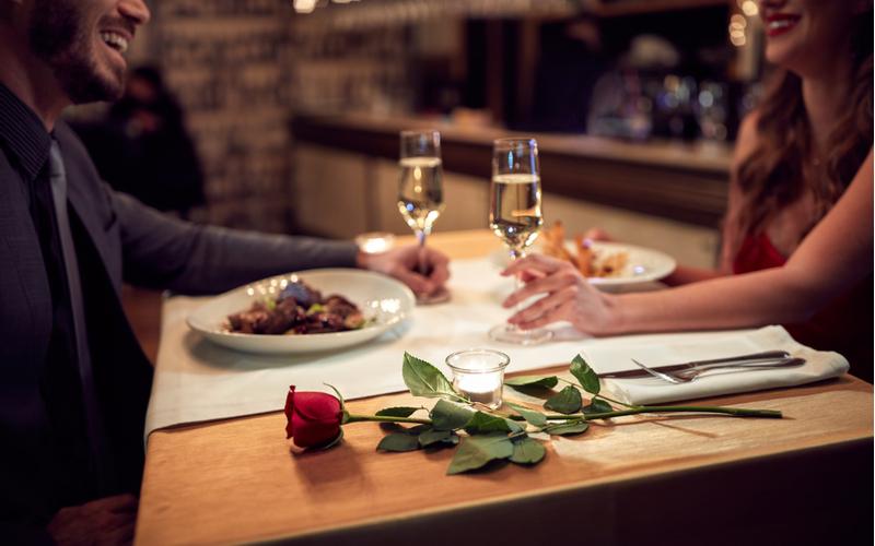 (4)食べ方が綺麗、美味しそう
