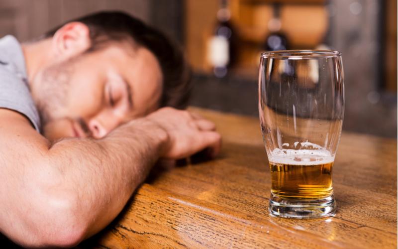 ・つぶれるまでお酒を飲んだことがない