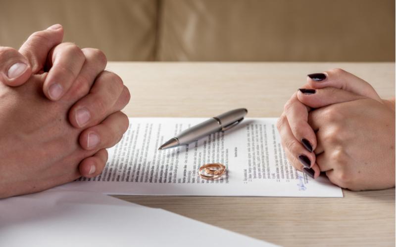 (3)「近いうちに離婚する」