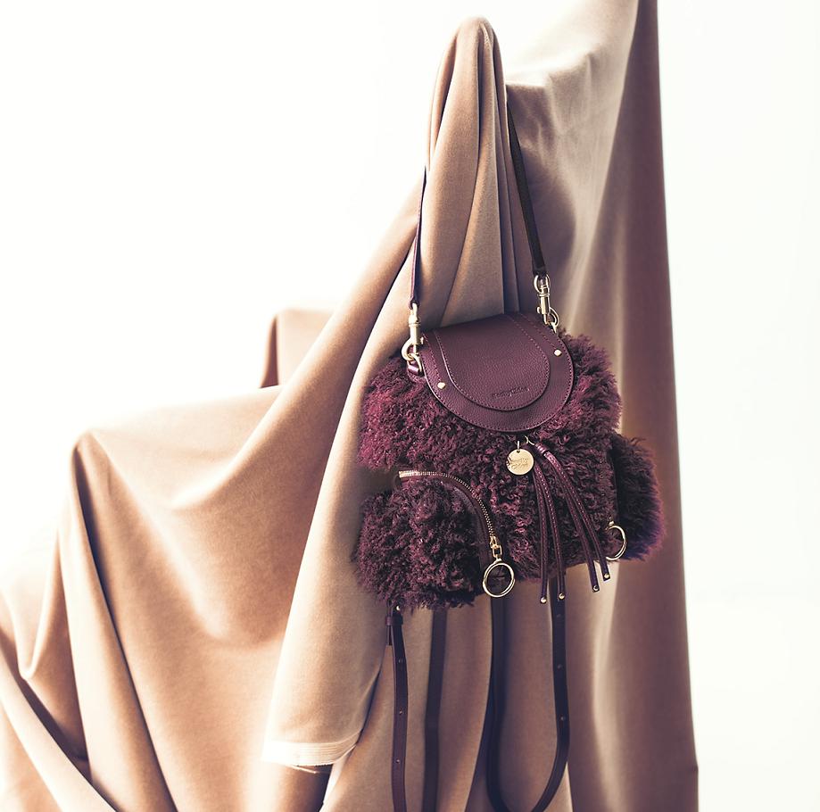 オシャレの秋支度は、胸キュン必至のこのバッグから♡