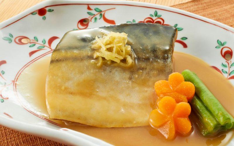 ■4位「魚料理」(サバの味噌煮、鮭のソテー)