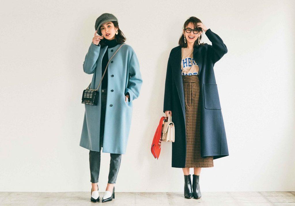 体型カバー&華奢見えも♡今年の冬は「ざっくりコート」を選ぶのが正解!