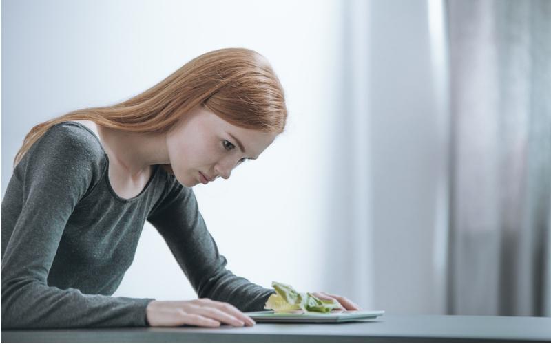 「彼女がダイエットにハマりだし