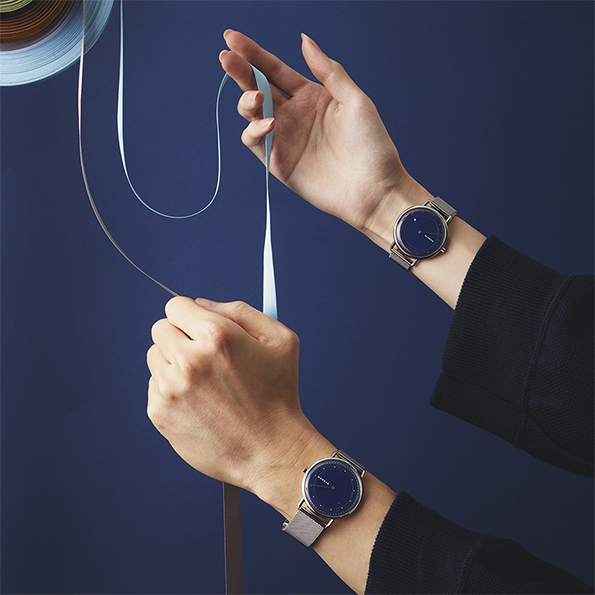 ギフトに最適な北欧デンマークデザイン「SKAGEN」のペアコレクションでヒュッゲな時間を……