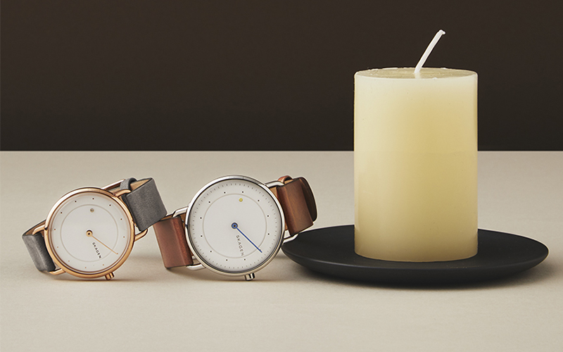 ギフトに最適な北欧デンマークデザイン「SKAGEN」のペアコレクションでヒュッゲな時間を......