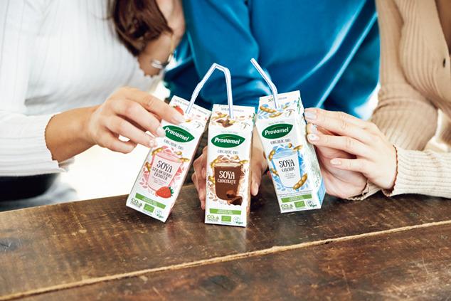 3位【プロヴァメルの豆乳ドリン