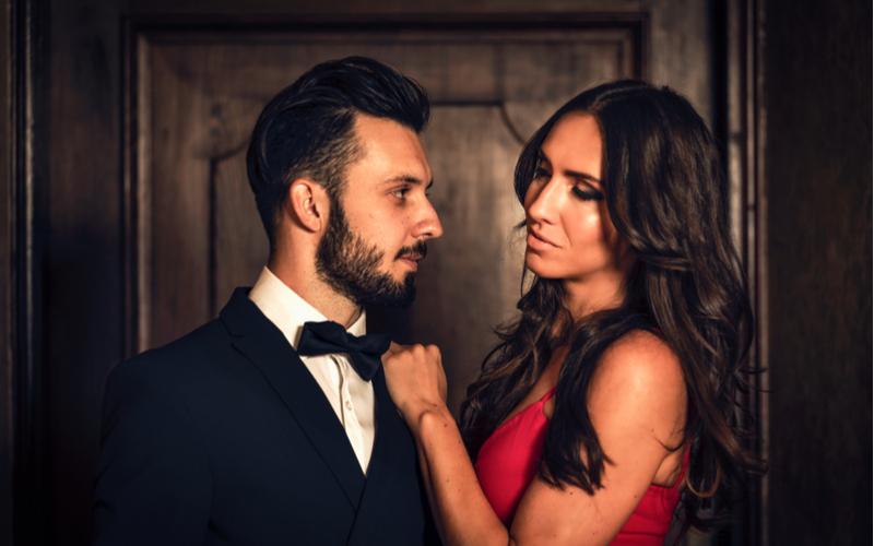 2.理想の男性の条件が高すぎる女性