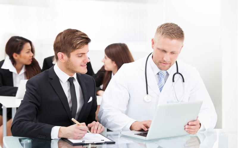 2.営業職:製薬業界