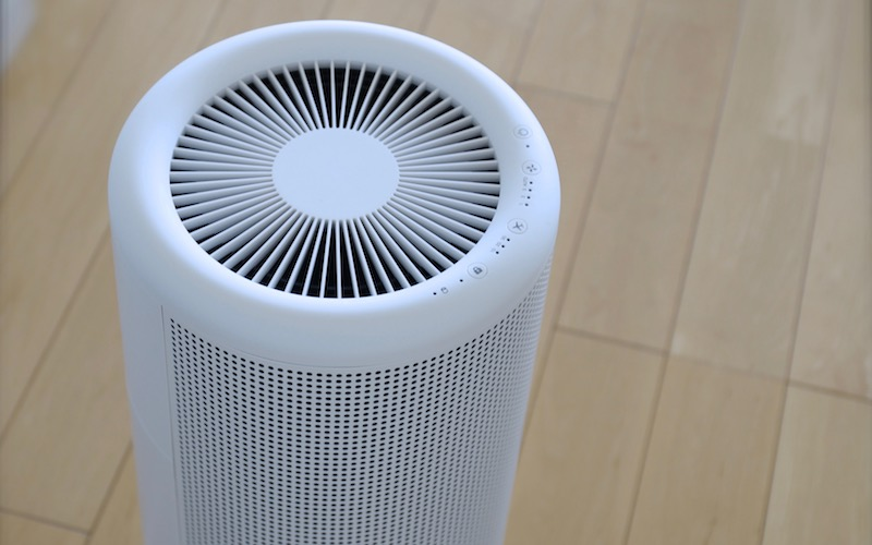 今年の冬も大活躍!【無印良品】の空気清浄機をレポ