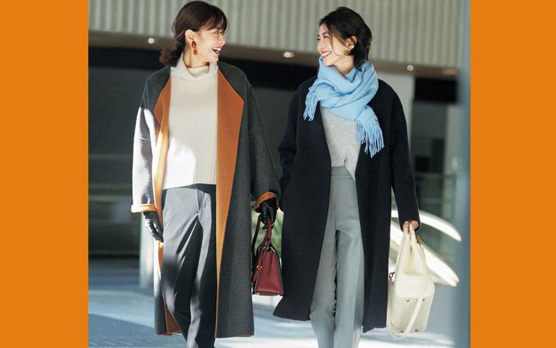 【UNIQLO、PLST】暖かくてきちんと見え!通勤にぴったりな防寒ボトムス8選♡