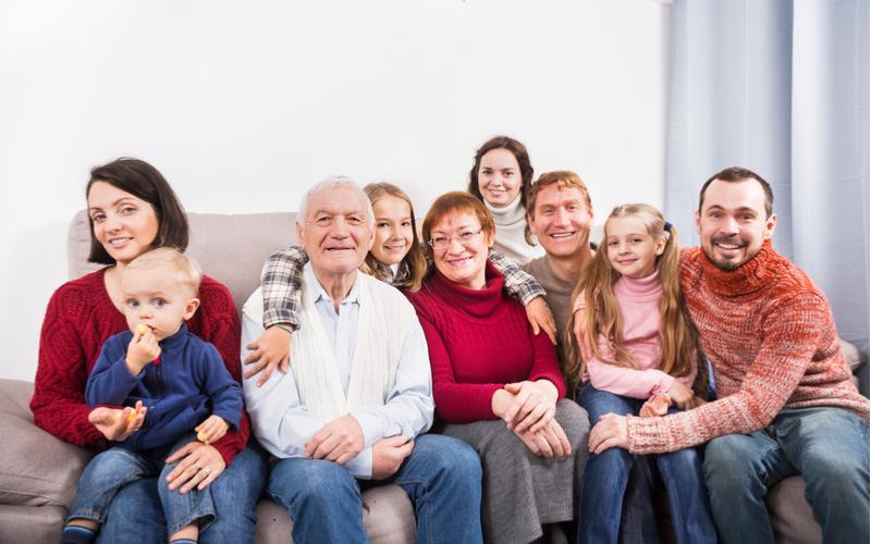 2.家族が集まるタイミング