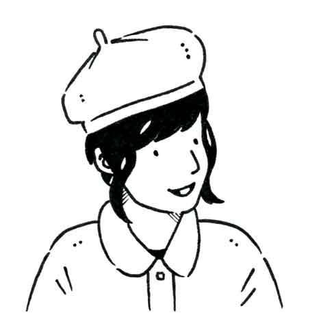 あなたも間違ってるかも!ベレー、ハット…正しい帽子のかぶり方