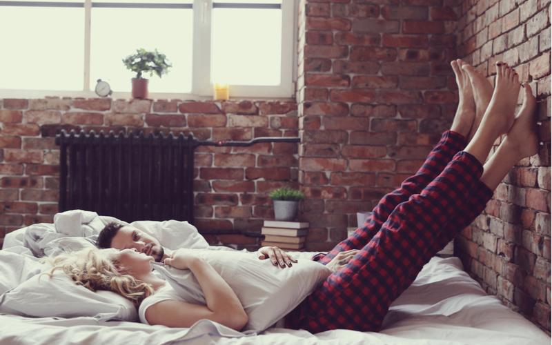 2.パジャマが手抜きに