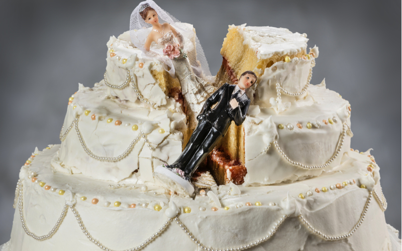 3.結婚直前に驚きの理由で破談