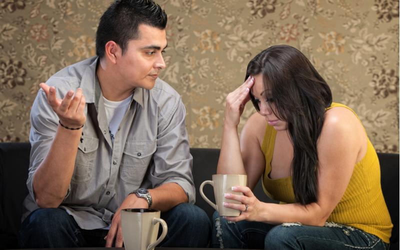 (3)「結婚するときは別れるつもりなんだ」